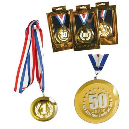 BuldumBuldum Medal With Lanyard - Ödül Madalyası - 60 Jahre