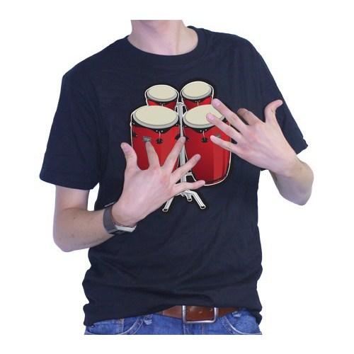 BuldumBuldum Bongo T-Shirt - Medium