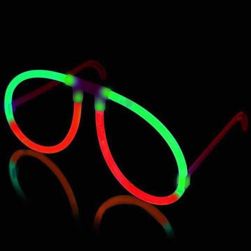 BuldumBuldum Glow Straws & Eyeglasses & Hairpin - Işıklı Çubuklar & Gözlük & Saç Tacı - Işıklı Çubuklar