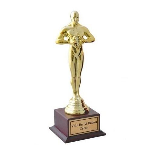 BuldumBuldum Oscar Ödülü - Oskar Başarı Heykeli Büyük Boy - Yılın En İyi Başkanı