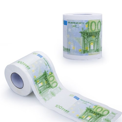 BuldumBuldum 100 Euro Tuvalet Kağıdı