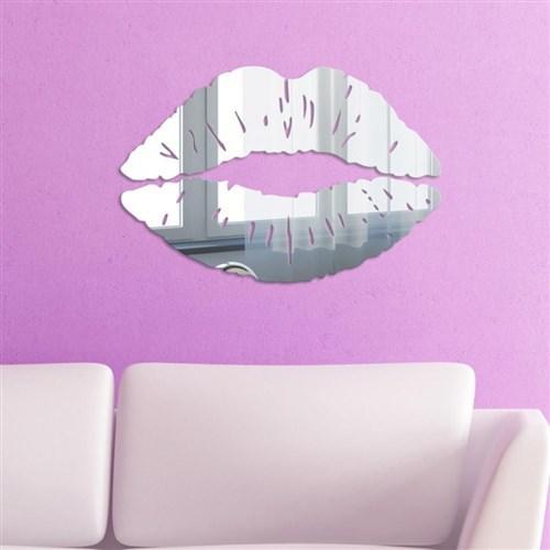 BuldumBuldum Dekoratif Dudak Ayna