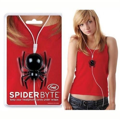 BuldumBuldum Spider Byte Cord Organizer - Örümcek Isırığı Kablo Düzenleyici