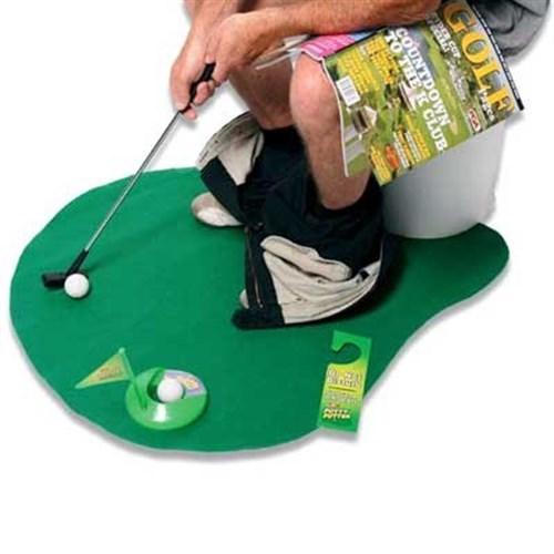 BuldumBuldum Toilet Golf - Tuvalet Golf Seti