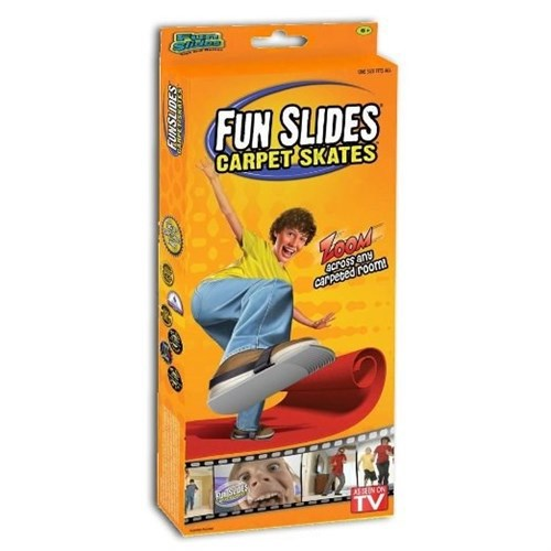 BuldumBuldum Fun Slides Carpet Skates - Halı Kaykayı