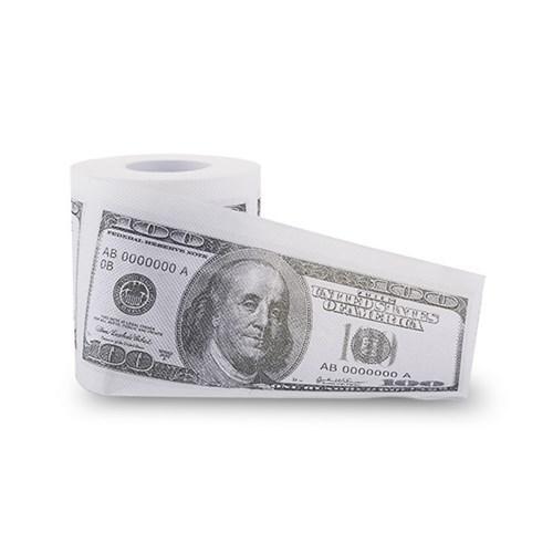 BuldumBuldum 100 Dolar Tuvalet Kağıdı