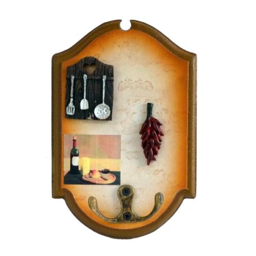 Gold Dekor Mutfak Askılık 3