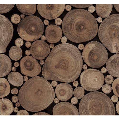 Mot Ahşap Görünümlü Duvar Kağıdı 10 003104