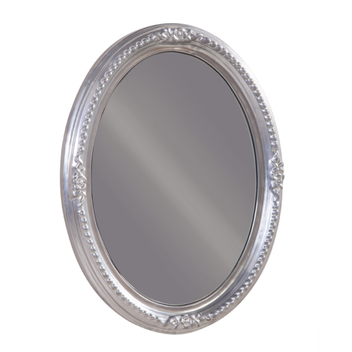 Som Art Rose Silver Ayna