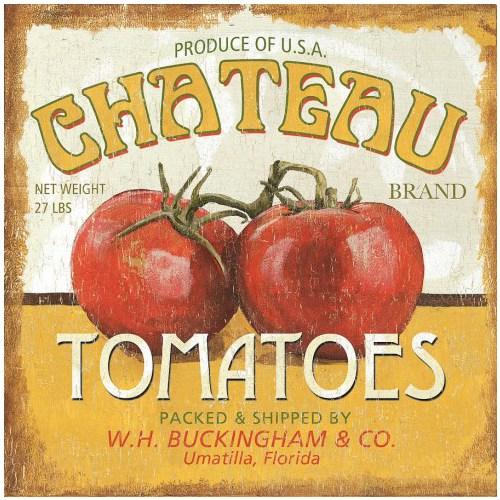 Fotocron Dekoratif Tablo Tomatoes