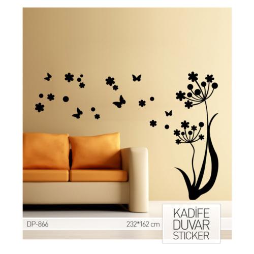 Artikel Pendula Kadife Duvar Sticker 232x162 cm DP 866