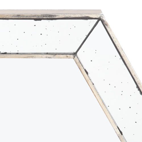 Altıgen Ayna 53 cm
