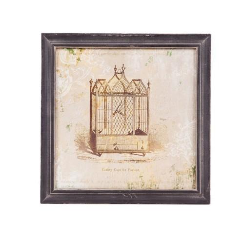 Cage Duvar Panosu