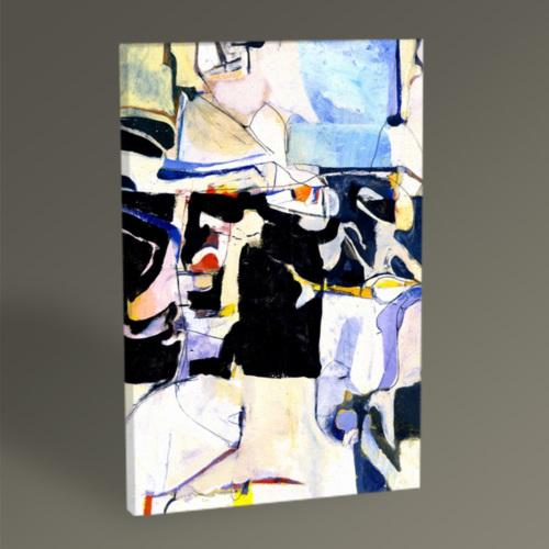 Tablo360 Richard Diebenkorn Urbana No.6 45 x 30