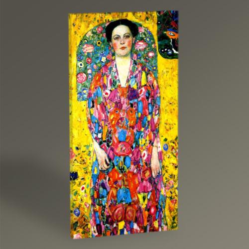 Tablo360 Gustav Klimt Primavesi'nin Portresi 60 x 30