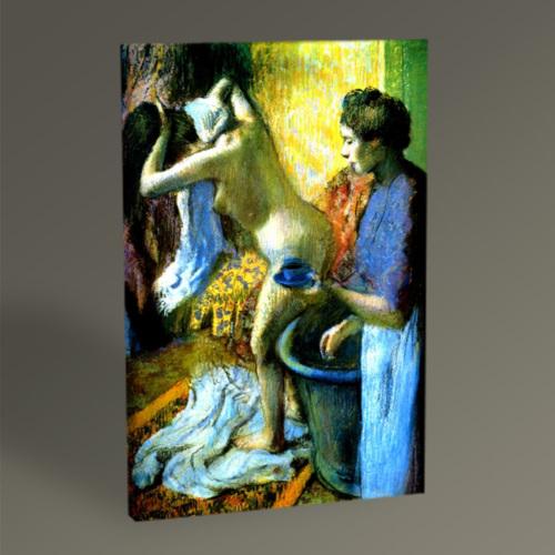 Tablo360 Edgar Degas Banyo Sonrası 45 x 30
