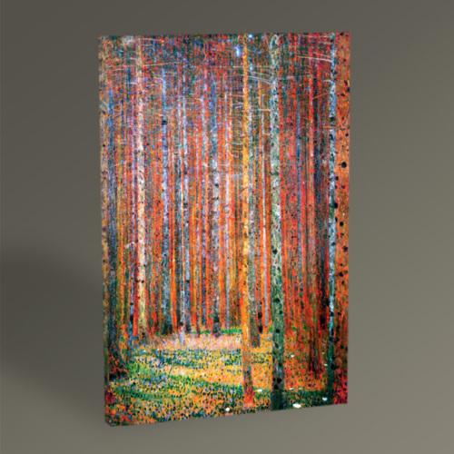 Tablo360 Gustav Klimt Tannenwald Tablo 45 x 30
