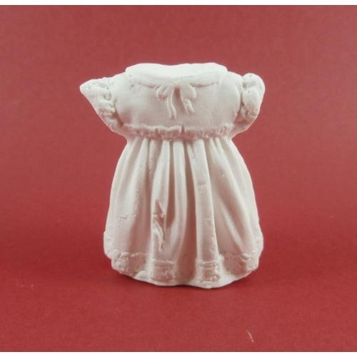 Yıldız Hobi Bebek Elbise Silikon Sabun ve Kokulu Taş Kalıbı