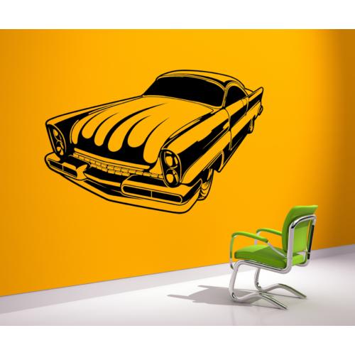 Dekorjinal Otomobil Xxl Sticker Vs52