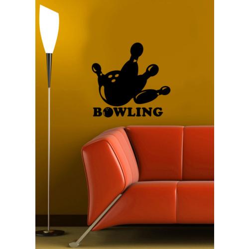 Bowling Duvar Sticker