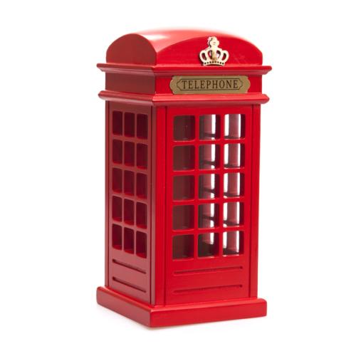 Alara Home Telefon Kulübesi Kumbara