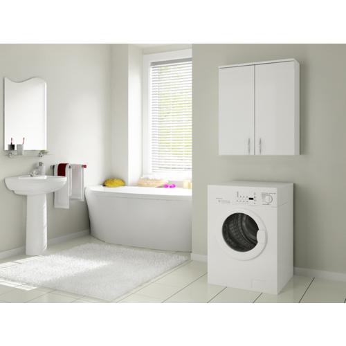 Bestline Mine Çamaşır Makinesi Üst Dolabı Beyaz