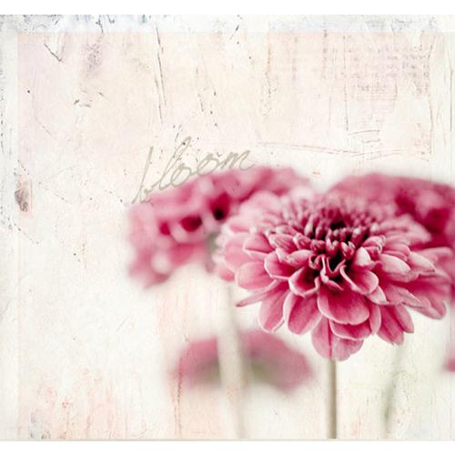 Fotocron Pembe Çiçekler Tablo