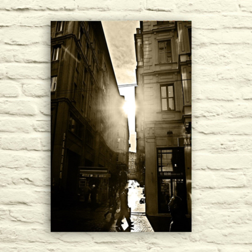 Fotocron İnsanlar -4 Tablo 24X34 Cm