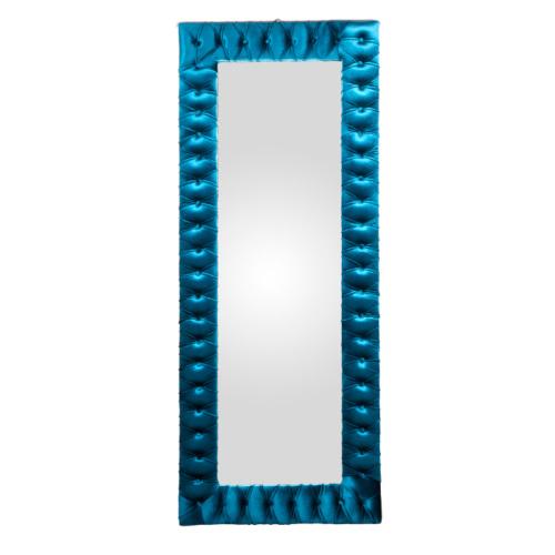 3A Mobilya Veil Ahşap Ayna Mavi
