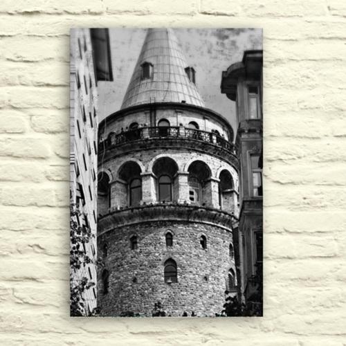 Fotocron Galata Kulesi -2 Tablo 24X34 Cm