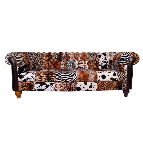3A Mobilya Safari Chesterfield Kanepe