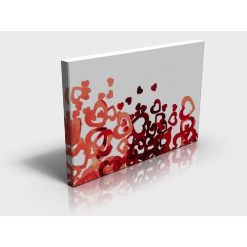 Artcanvas XXL Boy Dekoratif Kanvas (Canvas) Tablo -60x90 cm Kalpler