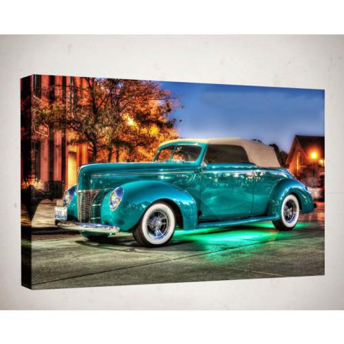 Kanvas Tablo - Eski Arabalar - Ea25