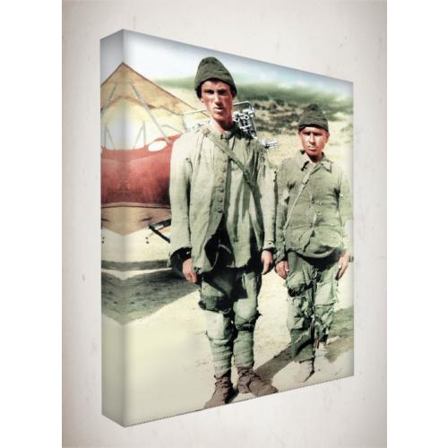 Kanvas Tablo - Atatürk - Atr60