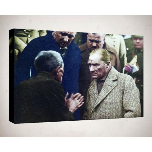 Kanvas Tablo - Atatürk - Atr63