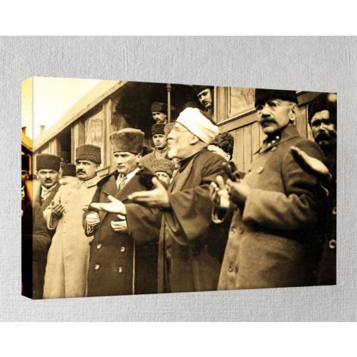 Kanvas Tablo - Atatürk - Atr74
