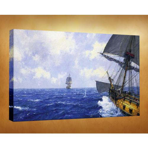 Kanvas Tablo - Gemi Resimleri - Gm31