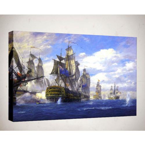 Kanvas Tablo - Gemi Resimleri - Gm33