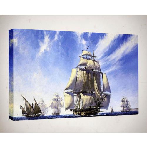 Kanvas Tablo - Gemi Resimleri - Gm95