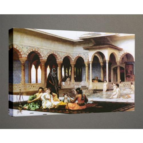 Kanvas Tablo - Osmanlı Resimleri- Osm34