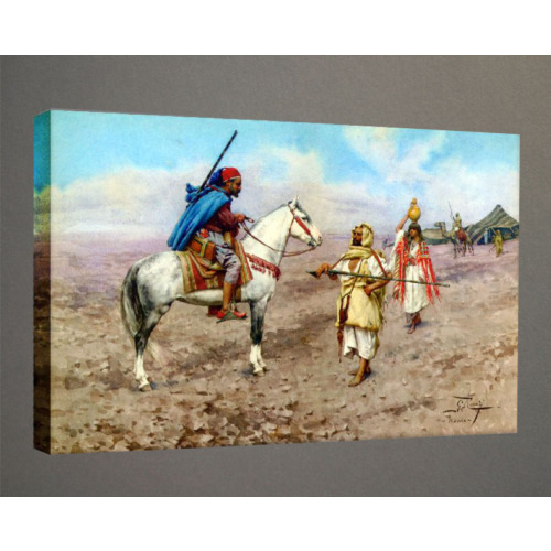 Kanvas Tablo - Osmanlı Resimleri- Osm105
