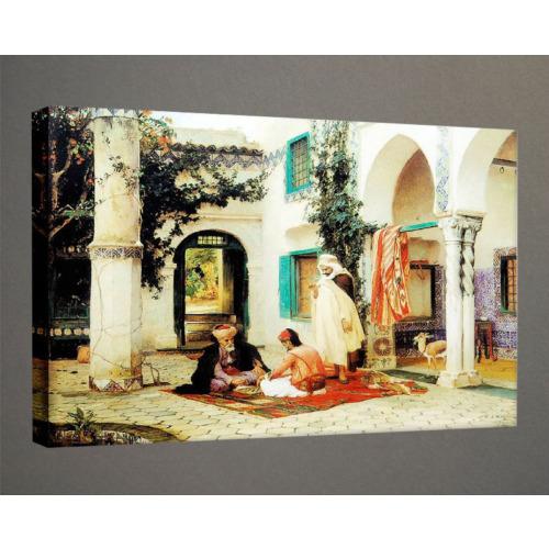 Kanvas Tablo - Osmanlı Resimleri- Osm148