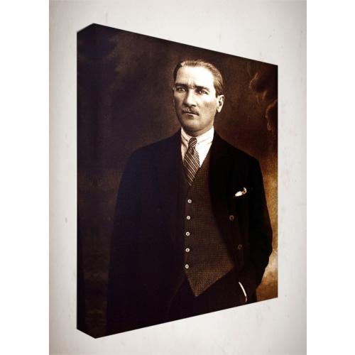 Kanvas Tablo - Atatürk - Atr22