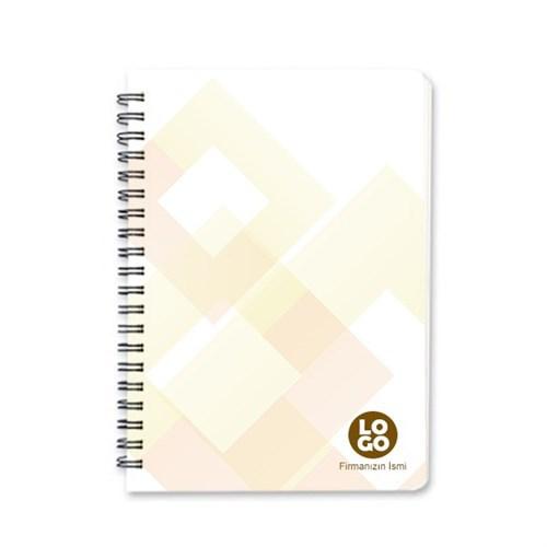 BuldumBuldum Promosyon Logolu Ve Yazılı Spiralli Defter 5