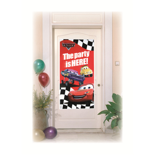 Parti Şöleni Cars Duvar Afişi