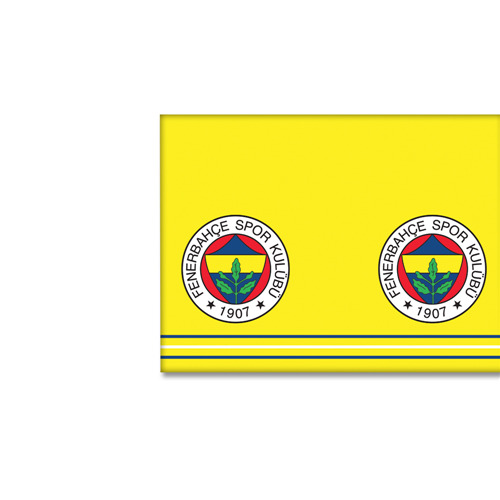 Parti Şöleni Fenerbahçe Masa Örtüsü