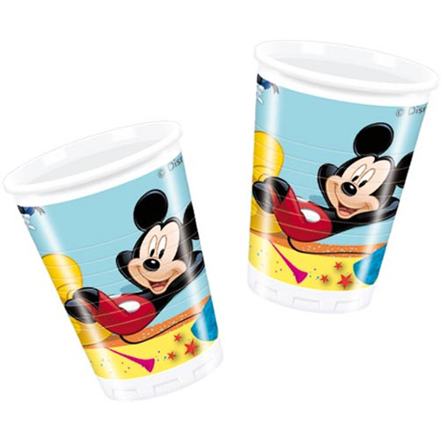 Parti Şöleni Mickey Carnaval Bardak