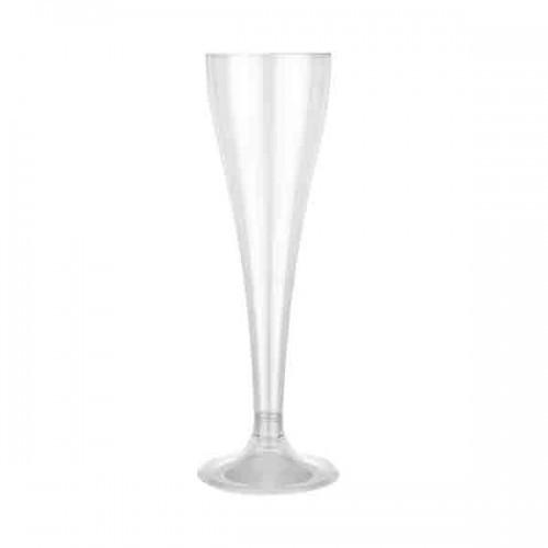 Parti Şöleni Şampanya Bardağı Plastik 6 Adet