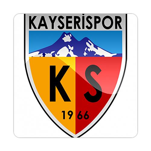 Fotografyabaskı Bardak Altlığı Baskı 4'lü Set Kayserispor