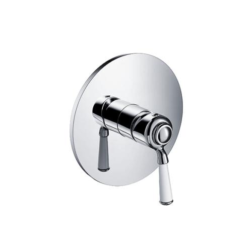 Bocchi Burlington Ankastre Duş Bataryası Krom Krom